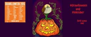 pumpkin banner dralloween